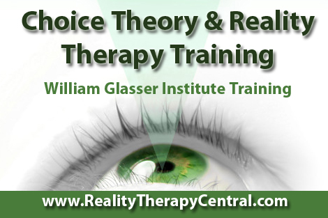 Choice Theory & Reality Therapy Image