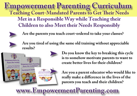 Empowerment Parenting for Mandated Parents